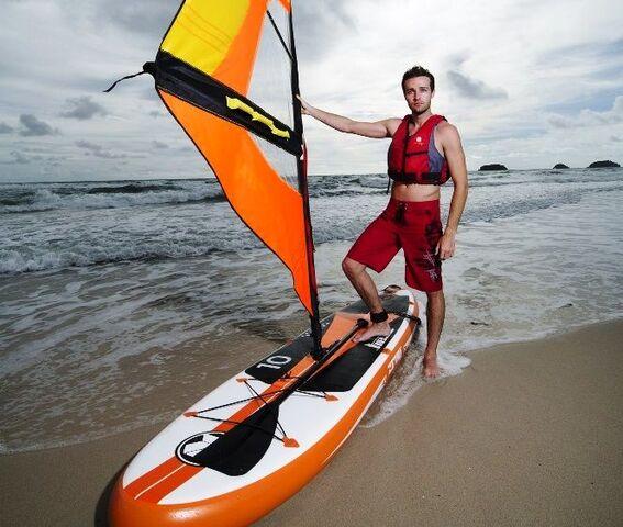LIQUIDACIÓN TABLAS PADDLE SURF ZRAY 2020 - foto 9