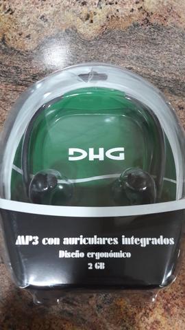 MP3 DHG CON AURICULARES - foto 1