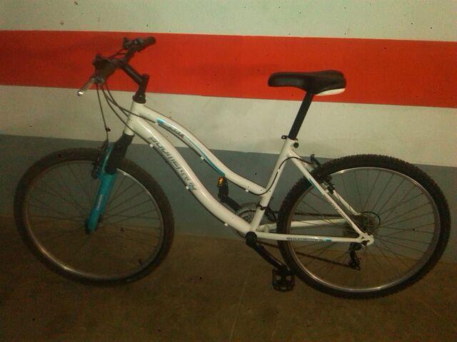 Bicicleta Boomerang Blan
