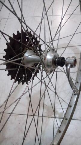 Rueda Bicicleta Carretera