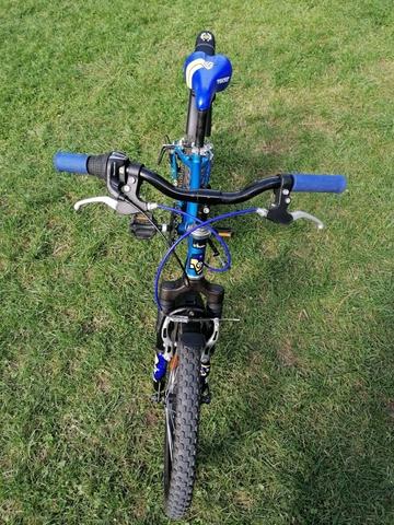 Bicicleta 20 Pulgadas.