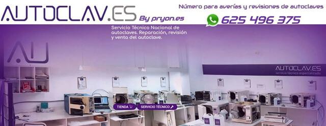 AUTOCLAVES.  REPARACIÓN Y VENTA - foto 3