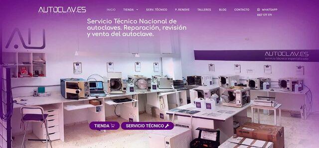 AUTOCLAVES.  REPARACIÓN Y VENTA - foto 4