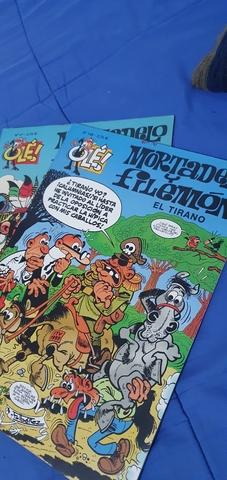 Comic Mortadelo Y Filemon