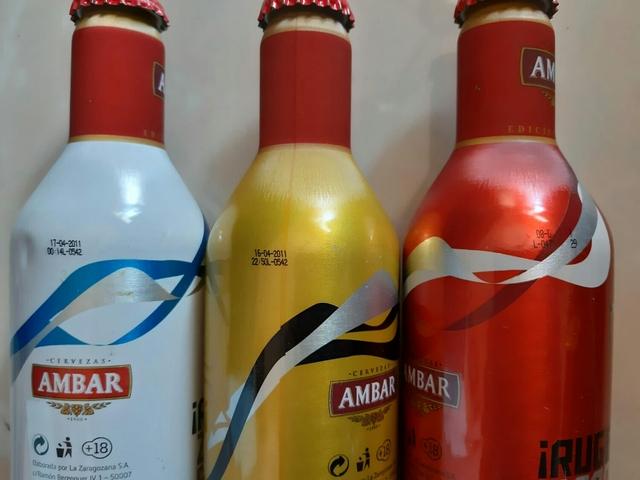 Botellas Colecionables