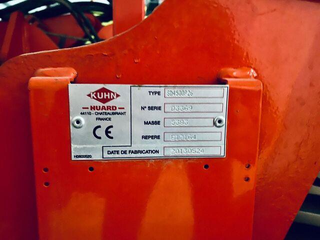 KUHN SD 4500 - foto 5