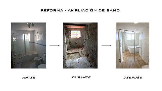 OBRAS Y REFORMAS A TU MEDIDA - foto 3