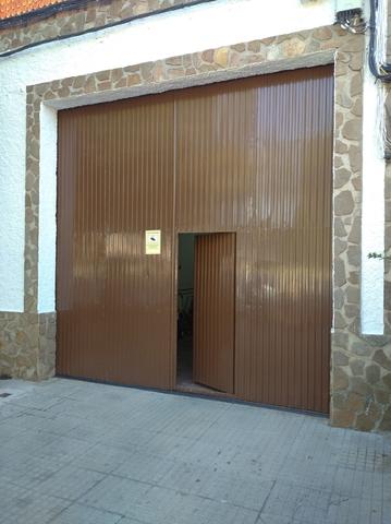 Puertas De Hierro 4X4