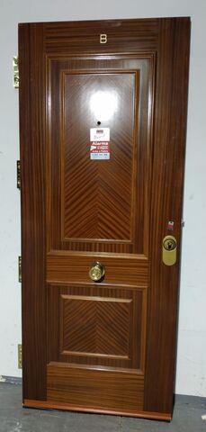 Puerta Entrada Piso Madera Sapelly