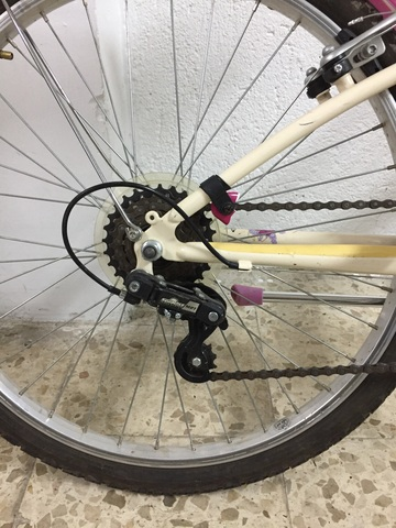 Bicicleta Btwin 24 Pulgadas