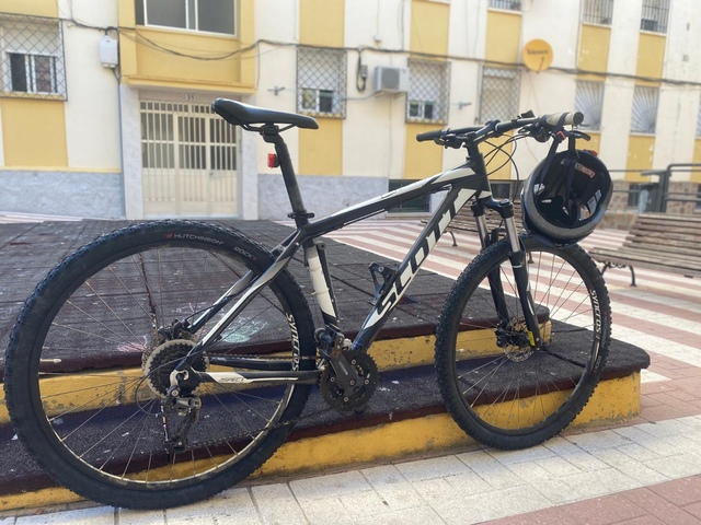 Vendo Bicicleta Scott