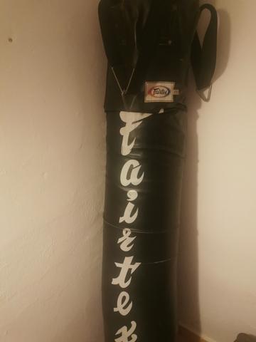 Saco Boxeo Thai K1