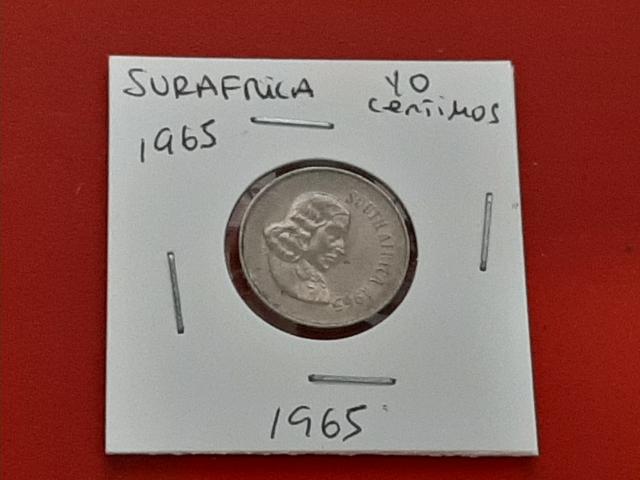 10 Céntimos Sudafrica