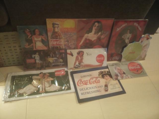 Objetos De Coleccionismo Coca Cola