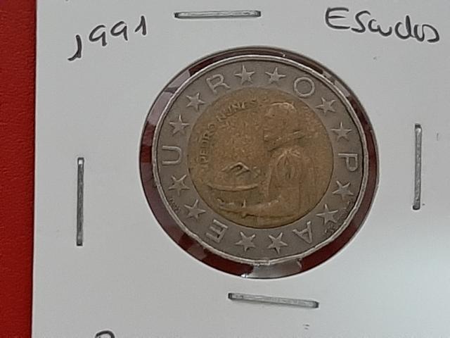 100 Escudos Portugal 1991