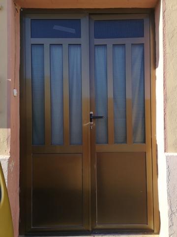 Puerta De Entrada Aluminio
