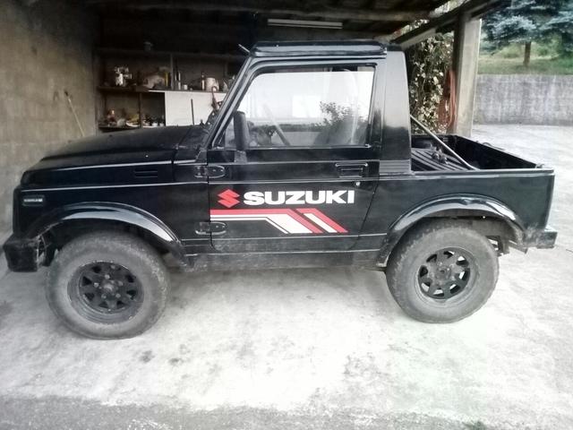 Milanuncios Suzuki Samurai De Segunda Mano Y Ocasión En Pontevedra