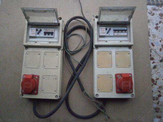 Cuadros Electricos Para Obra