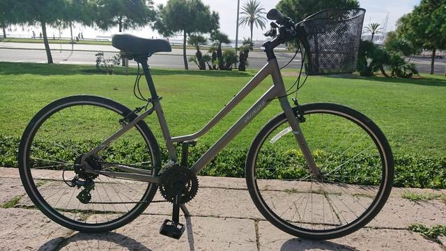 Bicicleta De Paseo Specialized Alibi