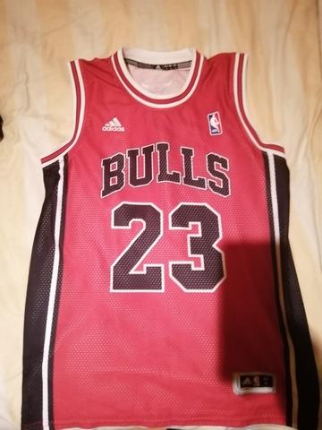 VENDO CAMISETA NBA JORDAN BULLS - foto 1