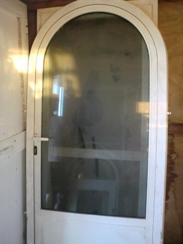 Puertas De Aluminio Segunda Mano