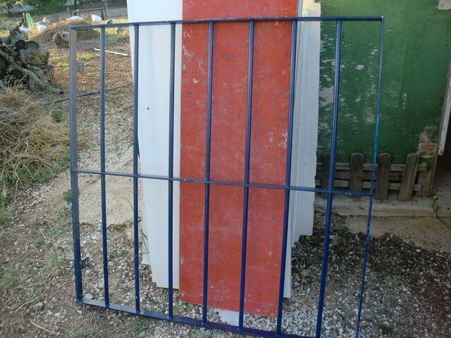 Rejas Y Puerta De Hierro