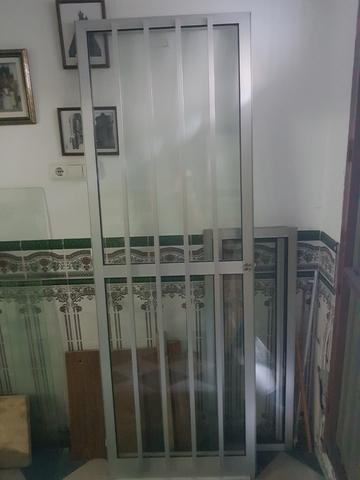 Puerta De Aluminio
