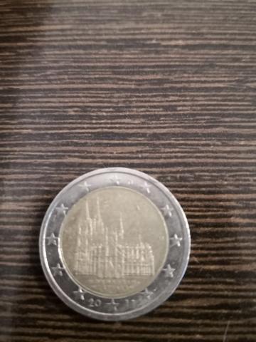 Vendo Moneda 2 Euros De Alemania