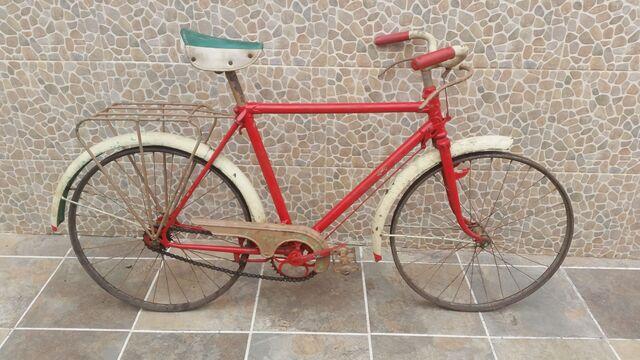 Bicicleta Antigua Varillas Vintage
