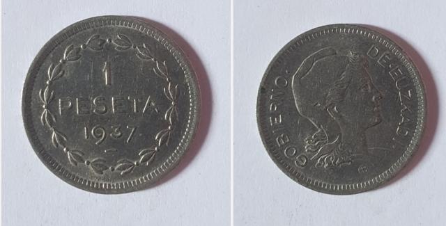 Moneda 1937