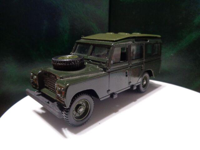 Land Rover 109 - Militar