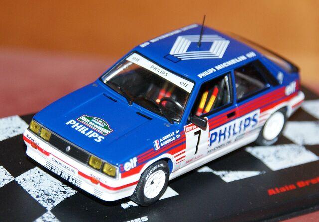 Renault 11 Turbo Rallye Des Garrigues 19