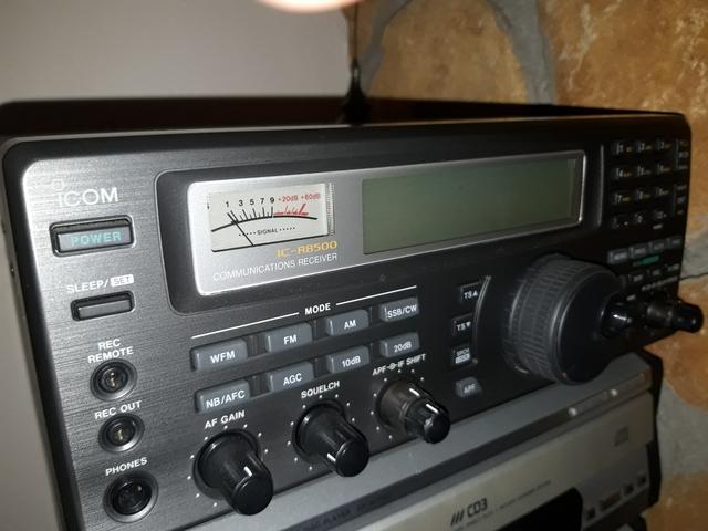 ICOM R-8500 - foto 1