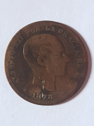 Moneda 1878