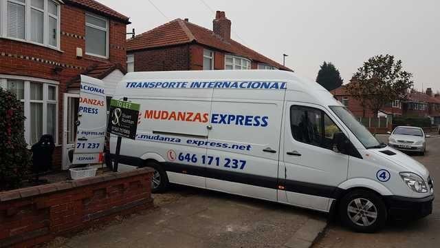 MUDANZA EXPRESS ESPAÑA Y EUROPA - foto 1