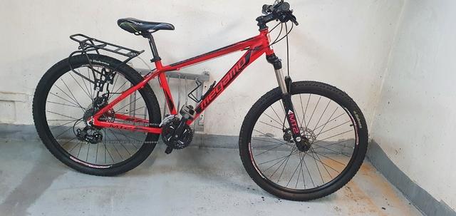 Bicicleta Megamo Mt2