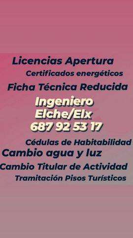 INGENIERO ELCHE/ELX - foto 1