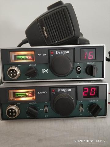 2 EMISORAS DRAGON AM/FM - foto 1