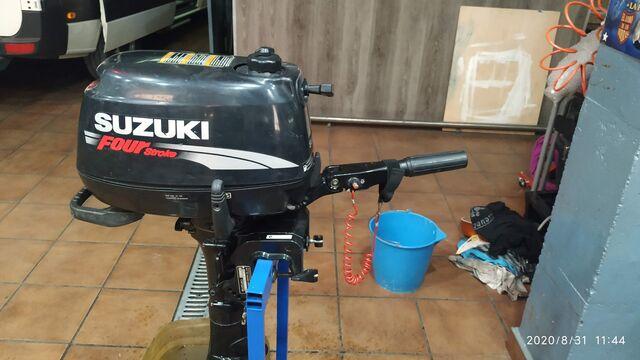 MOTOR DE BARCO SUZUKI 4 TIEMPOS - foto 1