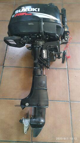 MOTOR DE BARCO SUZUKI 4 TIEMPOS - foto 2