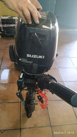 MOTOR DE BARCO SUZUKI 4 TIEMPOS - foto 4