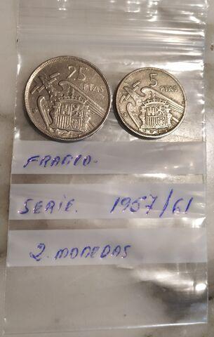 Franco 1957/1961