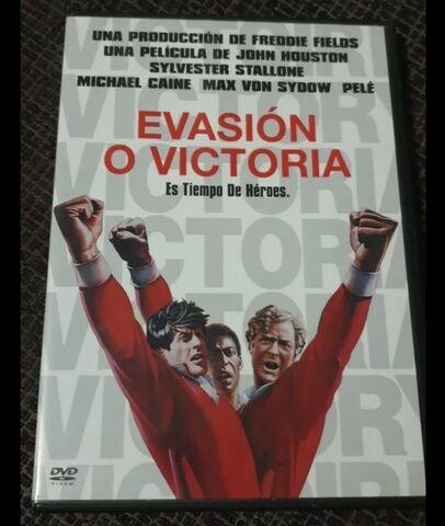 EVASION O VICTORIA, DVD, PELICULA - foto 1