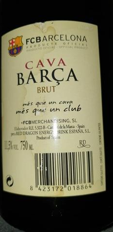 Cava Barça Brut