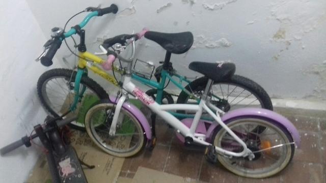 Vendo 2 Bicicletas De Niños.