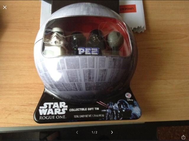 Dispensadores Pez Star Wars