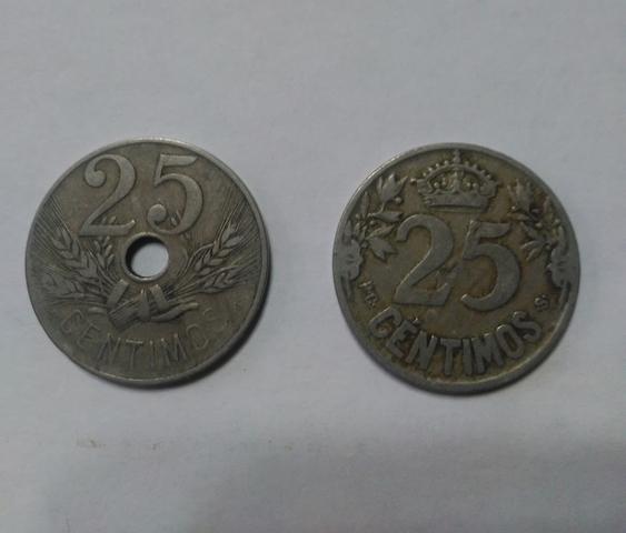 Monedas Alfonso Xiii
