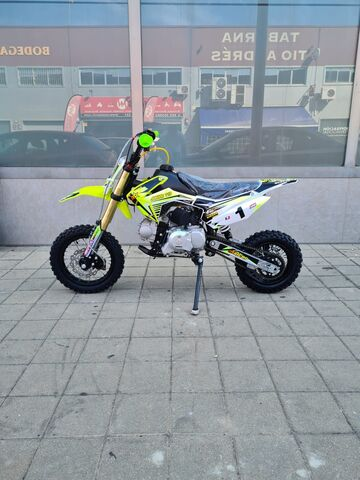 PIT BIKE MALCOR 110CC SEMI AUTO JUNIOR - foto 4