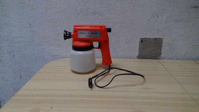 Pistola Pintura Electrica.