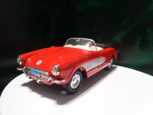 Chevrolet Corvette – Año 1957